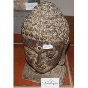 Large Balinese Buddha Head