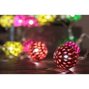 Maroq Neon String Lights (Batteries Not Included)