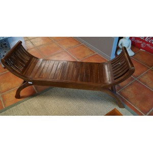 Double  Solid Teak Kartini Chair