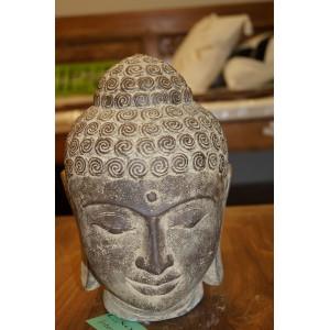 Balinese Casting Buddha Head