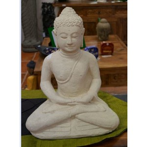 Balinese Sitting Buddha Statue